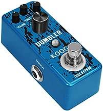 Koogo Dumbler Pedal Vintage Dumble Amp simulator Effect Overdrive Pedals for Electric Guitar