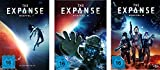 The Expanse Staffel 1-3 (10 DVDs)
