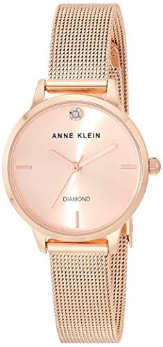 Anne Klein Reloj de Vestir AK/3546RGRG