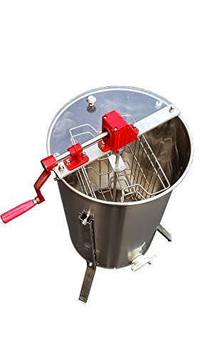 Goodland Bee Supply Hardin Professional  2-frame manual honey extractor