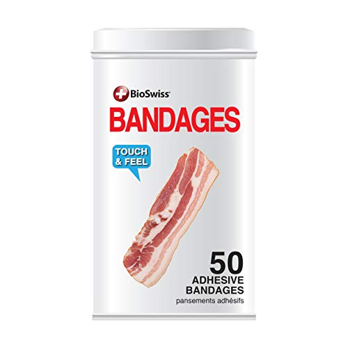 Taco Bandages for the Course