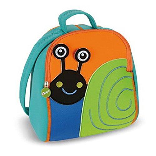 Oops-30002.13 Mochila Infantil, Color Turquoise, Orange, ún