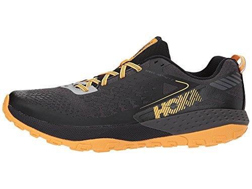 HOKA ONE ONE SPEED INSTINCT 2 BLEUE ET JAUNE Chaussures de trail