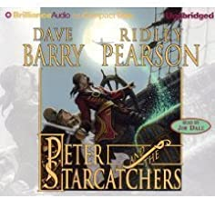 Peter and the Starcatchers (Starcatchers Series #1) [Unabridged 7-CD Set]