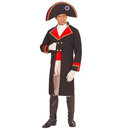 WIDMANN - Disfraz para Hombre napolen, Talla M (57882)