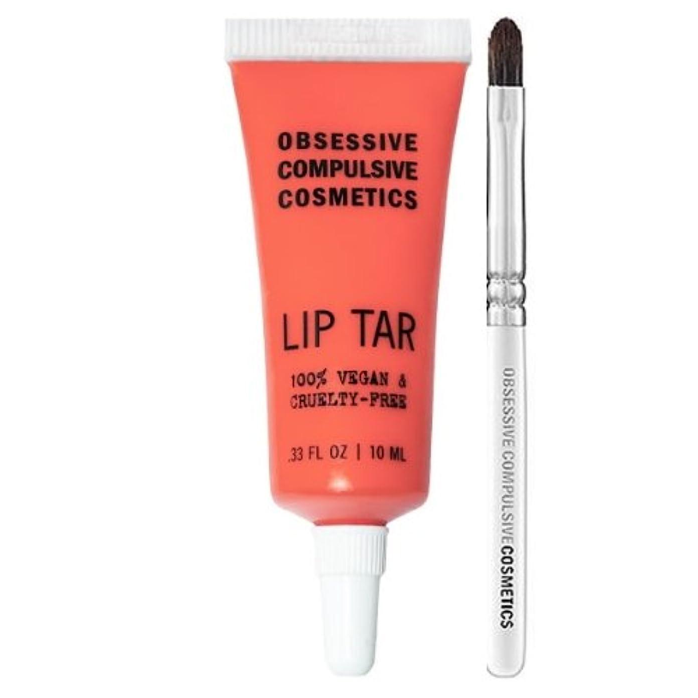 文字粘着性腐敗(3 Pack) OBSESSIVE COMPULSIVE COSMETICS Matte Lip Tar - Grandma (並行輸入品)