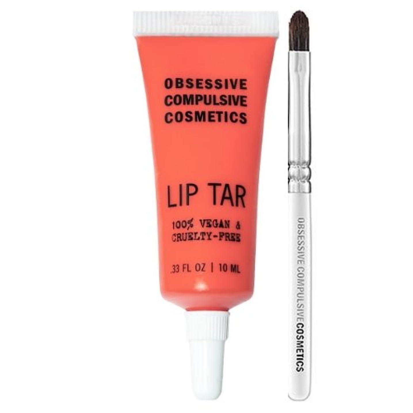 注釈はっきりしないシリンダーOBSESSIVE COMPULSIVE COSMETICS Matte Lip Tar - Grandma (並行輸入品)