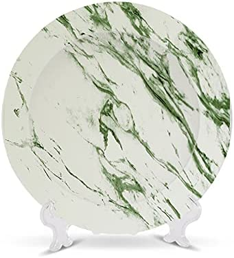 Retro 2021new shipping free Green List price Marbling Household Exquisite Minimalism Display Gift