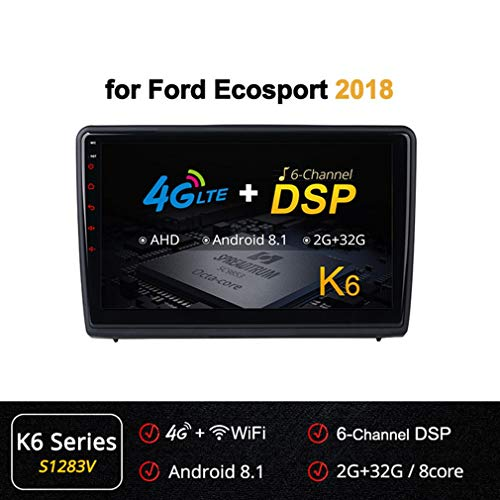 Why Should You Buy XBRMMM 2.5D IPS Android 8.1/9.0 Octa Core Car DVD Radio GPS Navigation for Ford E...