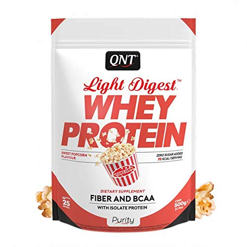 QNT Light Digest Whey Protein Popcorn 500 g