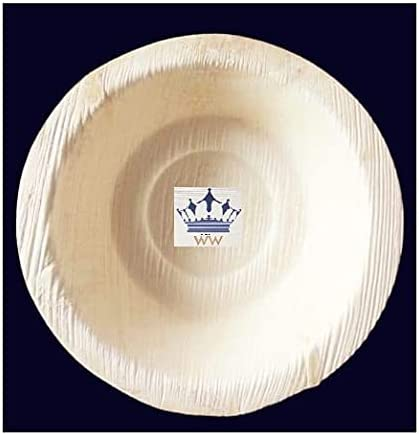 Will and Weaves Disposable Bowls Set Clearance SALE Limited time 2021 spring and summer new Party Events For of 500 Ro