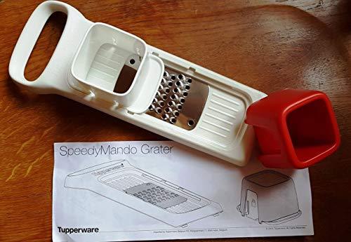 Tupperware Speedy Mando Grater Speedy - Rallador