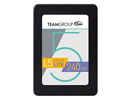 TeamGroup T2535T240G0C101 Solid State Drive 240GB L5 Lite, 6,35 cm (2,5 Zoll
