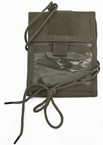 Red Rock Outdoor Gear I.D. Lanière d'identification Olive Drab