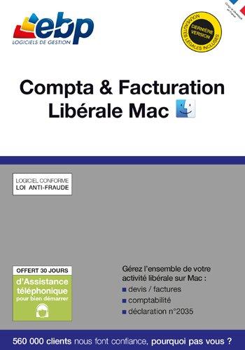 EBP Compta & Facturation Libérale MAC - 2018 [Mac Download]