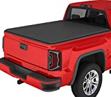 KSCPRO Soft Tri Fold Truck Bed Tonneau Cover Fits 2005-2021 Nissan Frontier 5 Feet Bed, Fleetside (for Models w/or w/o Utili-Track System)