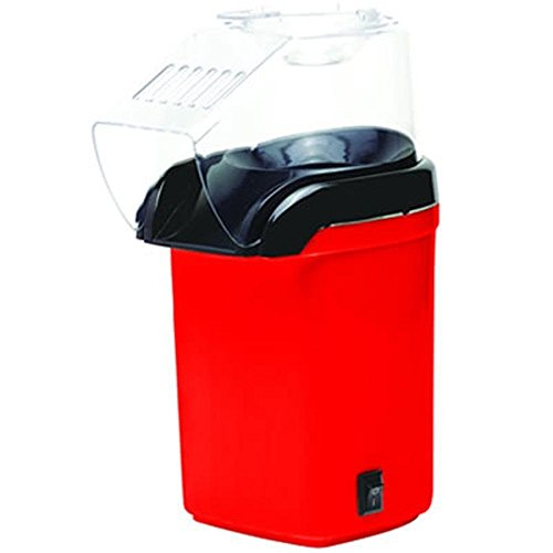 Read About Brentwood Pc-486r Hot Air Popcorn Maker - Upright - Red