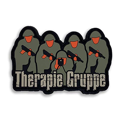 Therapie Gruppe Bundeswehr Rubber Patch