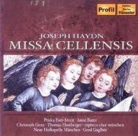 Missa Cellensis by HAYDN (2005-08-16)