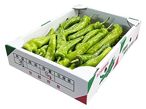 京都府産 万願寺とうがらし 秀品 1kg 京野菜