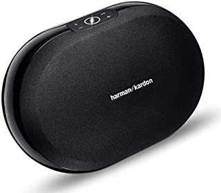 Harman Kardon Omni 20 Wireless HD Stereo loudspeaker, Black- HKOMNI20BLKAM