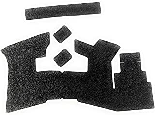 CDS Tactical Products Polymer 80 PF940SC Premium Rubber Textured Grip Wrap