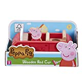 Peppa Pig 07208 - Auto in legno, colore: Rosso...