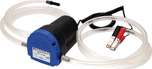 BGS 9910 | Öl-Absaugpumpe | 12 Volt | für schnellen und sauberen Ölwechsel | inkl Zubehör