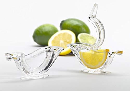 Lot de 4 Presse Citron Individuel Design Deluxe Fabriqué en France