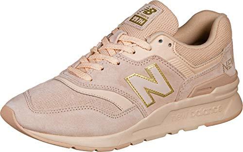 New Balance 997 Hcd Sneaker Donna Rosa Scarpe Sportive Scarpetta da Ginnastica, 40, Rosa