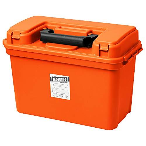 モールディング アーモ ツールボックス [オレンジ / XLサイズ] BRID molding AMMO TOOL BOX XL