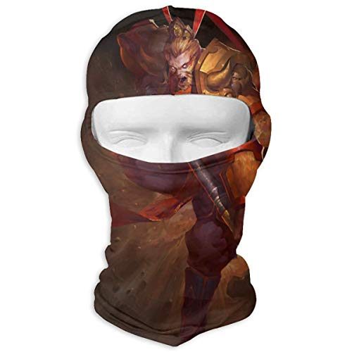 Gomop Ski Cap Sun Wukong Full Face Mask Wind-Resistant Face Mask