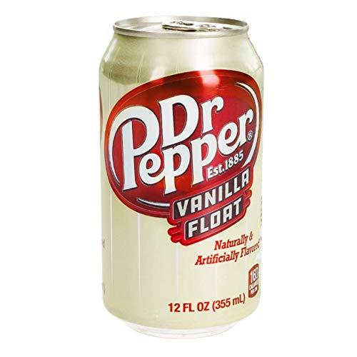 Dr Pepper Vanilla Float 12oz (355ml)- 12 Cans