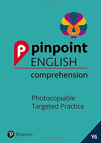 Pinpoint English Comprehension Year 6: Photocopiable Targete