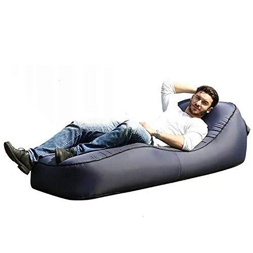 OaLt-t Aufblasbares Sofa aufblasbare Bettlaken Leutebett Klappbett Begleitbett aufblasbares Sofa Bürospeicherbett