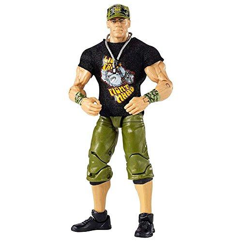 WWE Wrestlemania John Cena Elite Action Figure