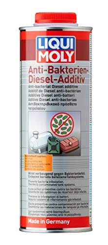 Liqui Moly Anti-Bakterien-Diesel-Additiv Zusatz Diesel Additiv Biozid Schutz 1L