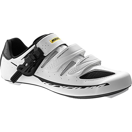 Mavic - Ksyrium Elite, Color Blanco,Negro, Talla UK-9,5