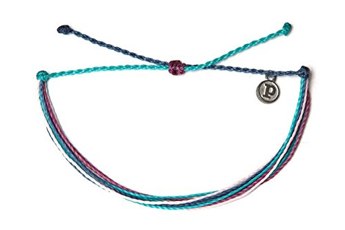 Pura Vida Out N' About Bracelet - Handcrafted - 100% Waterproof with Copper Charm