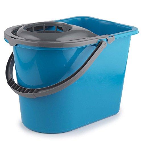 Grand seau à serpillière Beldray® LA036810TQ, 14 litres, turquoise