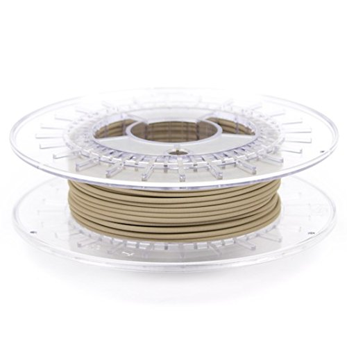 ColorFabb BronzeFill Filament for 3D Printers, 1.75 mm