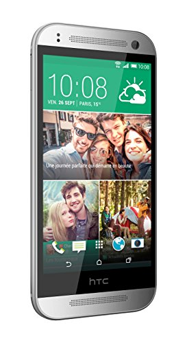 HTC One M8 Mini Smartphone, Android 4.4 KitKat, USB, 16 GB