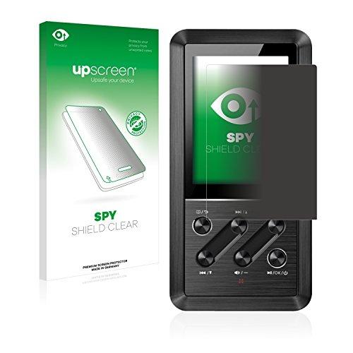 upscreen Protector Pantalla Privacidad Compatible con FiiO X3 Anti-Espia Privacy