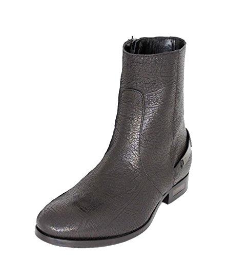 John Galliano Herrenschuhe Schuhe Stiefelette Shoe Boots 1455 schwarz Gr.40
