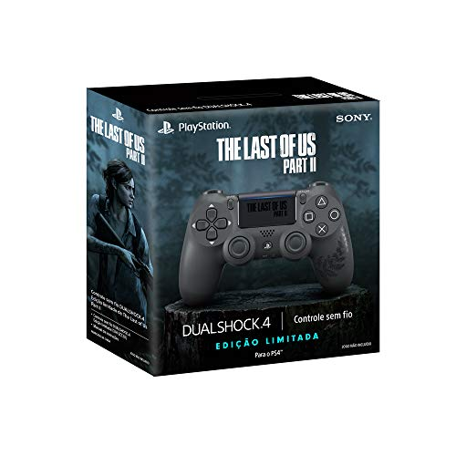 Controle Dualshock 4 - PlayStation 4 - The Last of Us II