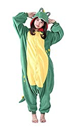 Adult Animal Pajamas One Piece Cosplay Halloween Xmas Costume Sleepwear