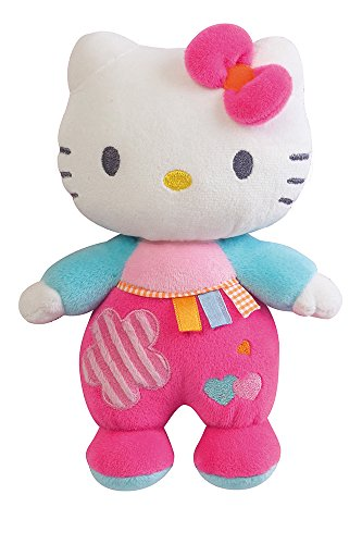Jemini - 022811 - Hello Kitty - Baby Tonic - Pantin Rattle