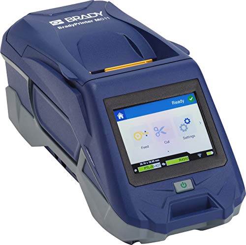 Brady M611 Mobile Label Printer - Rugged Industrial Label Printer