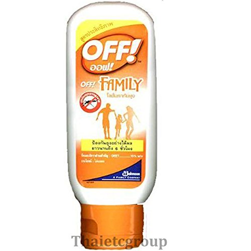 OFF Mosquito Mosquitoe Insect Repellent Liquid Lotion for Family 50ml