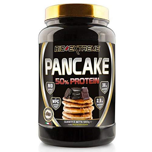 50% PROTEIN PANCAKE [1 KG] - preparato per pancake proteici (CIOCCOLATO)